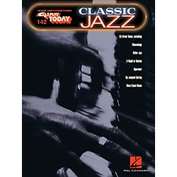 Hal Leonard Classic Jazz E-Z Play Today #142 (100314)