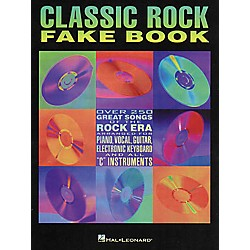 Hal Leonard Classic Rock Fake Book (240108)