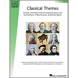 Hal Leonard Classical Themes Level 4 Hal Leonard Student Piano Library (296326)