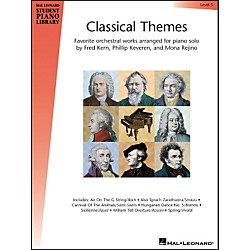 Hal Leonard Classical Themes Level 5 Hal Leonard Student Piano Library (296327)