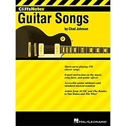 Hal Leonard Cliffsnotes To Guitar Songs (702987)