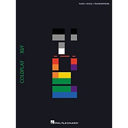Hal Leonard Coldplay - X & Y Piano, Vocal, Guitar Songbook (306736)