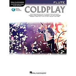 Hal Leonard Coldplay For Flute - Instrumental Play-Along CD/Pkg (103337)