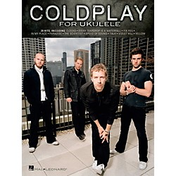 Hal Leonard Coldplay For Ukulele (704134)