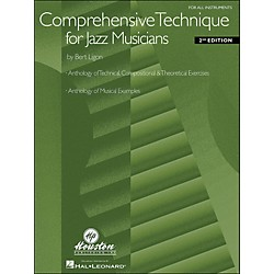 Hal Leonard Comprehensive Technique For Jazz Musicians (30455)