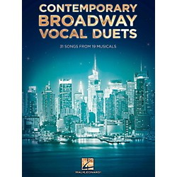 Hal Leonard Contemporary Broadway Vocal Duets (125416)
