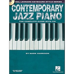 Hal Leonard Contemporary Jazz Piano (Book/CD) - Hal Leonard Keyboard Style Series (311848)