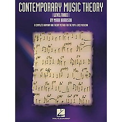 Hal Leonard Contemporary Music Theory - Level Three Book (290538)