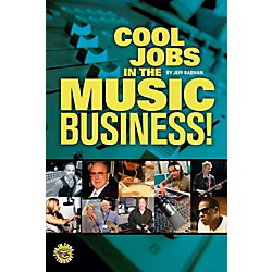 Hal Leonard Cool Jobs in the Music Business Book/DVD (333496)