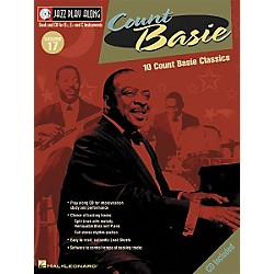 Hal Leonard Count Basie - Jazz Play Along, Volume 17 (Book/CD) (843010)