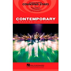Hal Leonard Counting Stars - Pep Band/Marching Band Level 3 (3745814)