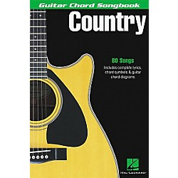 Hal Leonard Country Guitar Chord Songbook (699534)