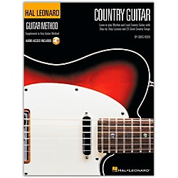 Hal Leonard Country Guitar Method (Book/CD) (697337)