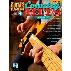 Hal Leonard Country Hits - Guitar Play-Along, Volume 76 (Book/CD) (699884)