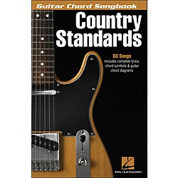 Hal Leonard Country Standards Guitar Chord Songbook (700608)
