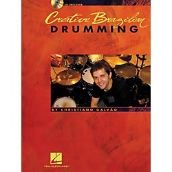 Hal Leonard Creative Brazilian Drumming - Book/CD (6620149)