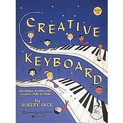Hal Leonard Creative Keyboard Book 1A (372366)
