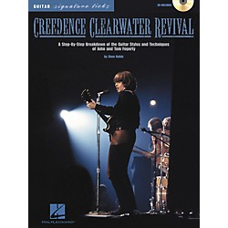 Hal Leonard Creedence Clearwater Revival Guitar Signature Licks CD with Tab (695924)