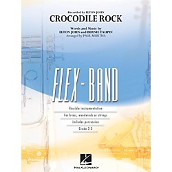 Hal Leonard Crocodile Rock - FlexBand Level 2-3 (4003758)