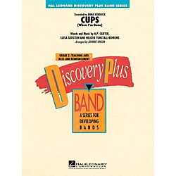 Hal Leonard Cups (When I'm Gone)  - Discovery Plus Concert Band Level 2 (4003754)