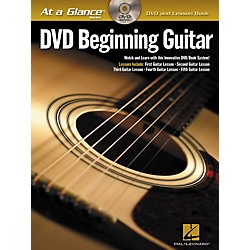 Hal Leonard DVD Beginning Guitar with Tab (696016)