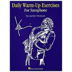 Hal Leonard Daily Warm Ups & Exercises For Saxophone (841999)