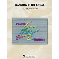 Hal Leonard Dancing In The Street - Young Jazz Ensemble Series Level 3 (7011939)