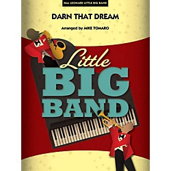 Hal Leonard Darn That Dream - Little Big Band Series Level 3 - 4 (7011989)
