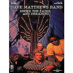 Hal Leonard Dave Matthews Band - Under The Table And Dreaming Book (2501266)