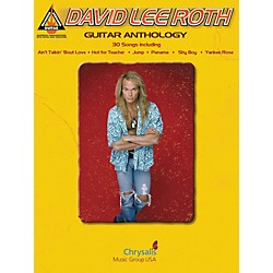 Hal Leonard David Lee Roth - Guitar Tab Songbook Anthology (690694)