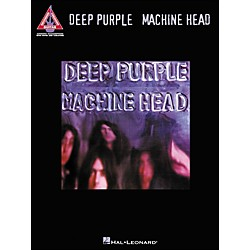 Hal Leonard Deep Purple Machine Head Tab Book (690288)