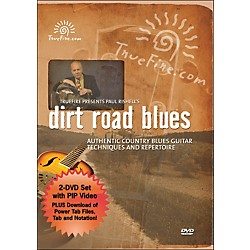 Hal Leonard Dirt Road Blues - Instructional Guitar 2-DVD Pack Featuring Paul Rishell (320850)