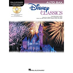 Hal Leonard Disney Classics Instrumental Play Along (Book/CD) (842628)