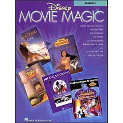 Hal Leonard Disney Movie Magic For Clarinet (841173)