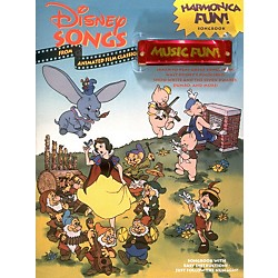 Hal Leonard Disney Songs - Harmonica Fun! Pack (850123)