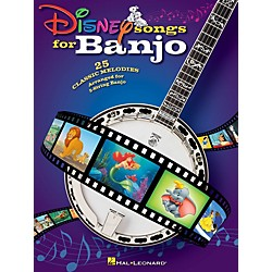 Hal Leonard Disney Songs For Banjo (701901)