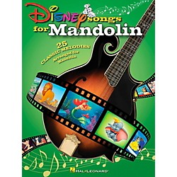 Hal Leonard Disney Songs For Mandolin (701904)