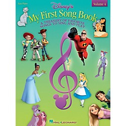 Hal Leonard Disney's My First Songbook - Volume 4 for Easy Piano (316160)