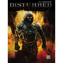Hal Leonard Disturbed Indestructible Guitar TAB (701039)