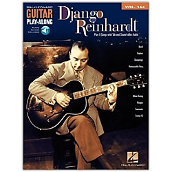 Hal Leonard Django Reinhardt - Guitar Play-Along Volume 144 Book/CD (702531)