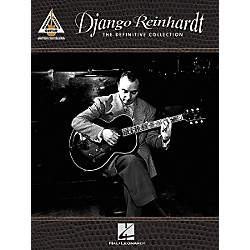 Hal Leonard Django Reinhardt - The Definitive Collection Guitar Tab Songbook (690511)