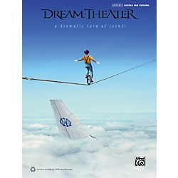 Hal Leonard Dream Theater - A Dramatic Turn of Events Guitar TAB Book (703068)