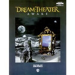 Hal Leonard Dream Theater Awake Guitar Tab Book (700142)