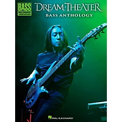 Hal Leonard Dream Theater Bass Anthology (119345)
