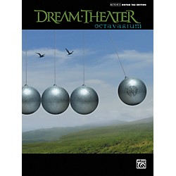 Hal Leonard Dream Theater Octavarium Guitar Tab Songbook (699954)