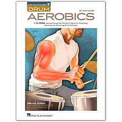 Hal Leonard Drum Aerobics - Book/2-CD Pack (6620137)