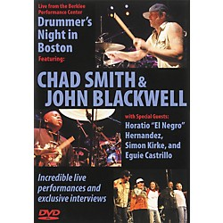 Hal Leonard Drummer's Night In Boston 2005 DVD (320592)