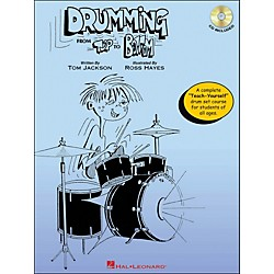 Hal Leonard Drumming From Top To Bottom Book/CD (6620128)