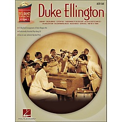 Hal Leonard Duke Ellington Big Band Play-Along Vol. 3 Alto Sax (843086)