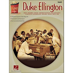 Hal Leonard Duke Ellington Big Band Play-Along Vol. 3 Trumpet (843088)